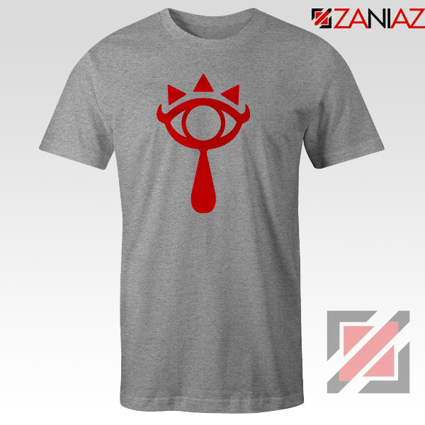 Sheikah Eye Sport Grey Tshirt