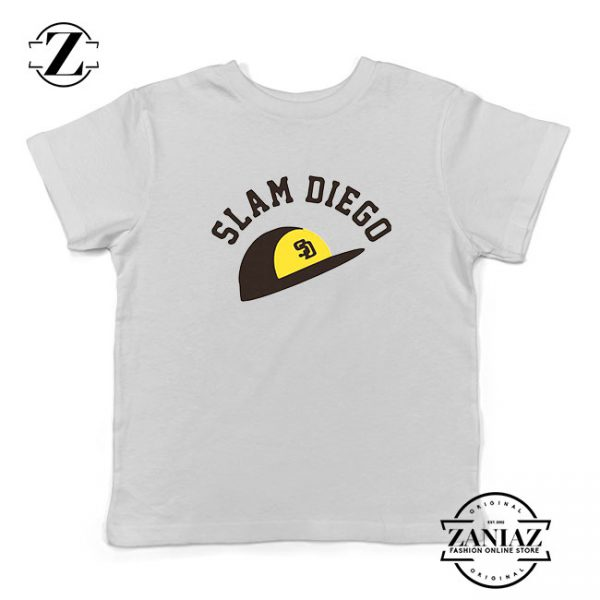 Slam Diego Team Kids Tshirt