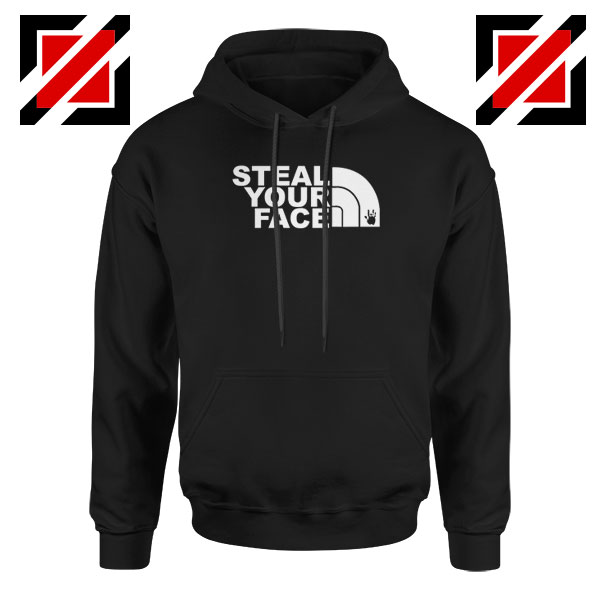 Steal Your Face Jam Band Hoodie