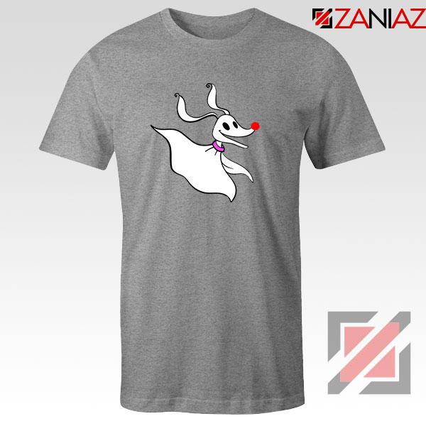 The Nightmare Christmas Sport Grey Tshirt