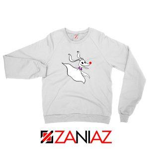 The Nightmare Christmas White Sweatshirt