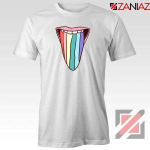 Tongue Rainbow Cute Tshirt