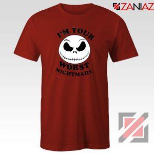 Worst Nightmare Red Tshirt