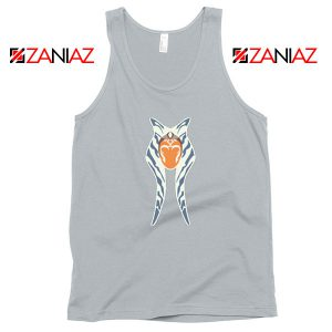 Ahsoka Tano Returns Sport Grey Tank Top