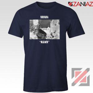 Bleach Nirvana Navy Blue Tshirt