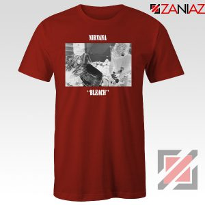 Bleach Nirvana Red Tshirt