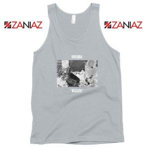 Bleach Nirvana Sport Grey Tank Top
