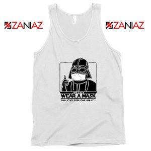 Darth Vader Face Mask Tank Top