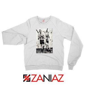 Die Antwoord Yolandi White Sweatshirt