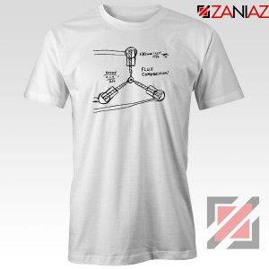 Flux Capacitor Sketch Tshirt