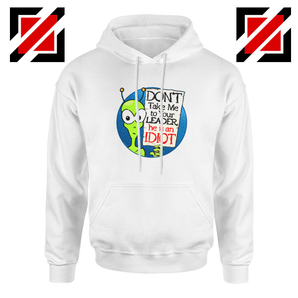Government Aliens Hoodie