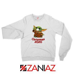 Grogu Mask Quarantine Sweatshirt