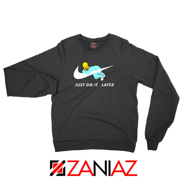 Homer Simpson Holiday Sweatshirts