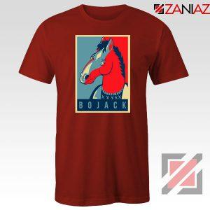 Horseman Sitcom Red Tshirt