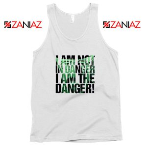I Am The Danger Heisenberg Tank Top