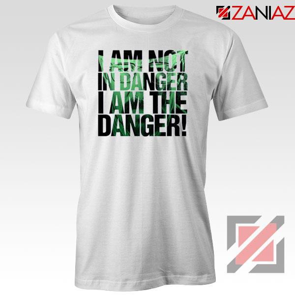 I Am The Danger Heisenberg Tshirt
