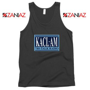 KACL AM Radio Navy Blue Tank Top