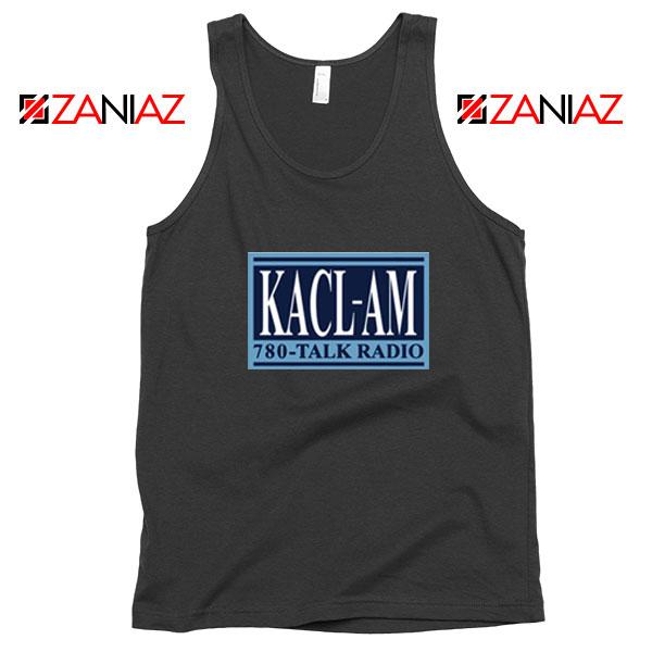 KACL AM Radio Navy Blue Tank Top