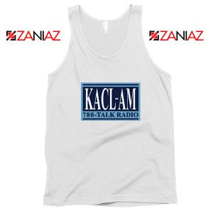 KACL AM Radio Tank Top
