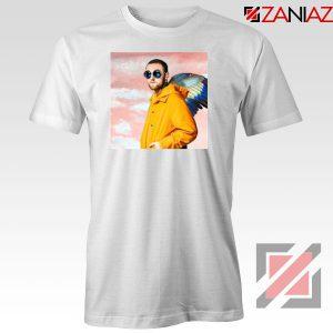 Mac Miller Vintage White Tshirt