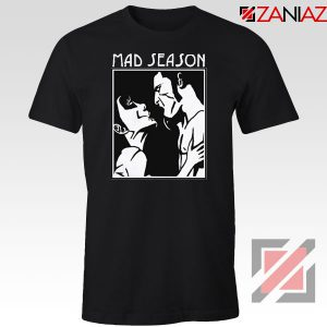 Mad Season Band Black Tshirt