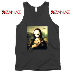Mona Lisa Alien Tank Top