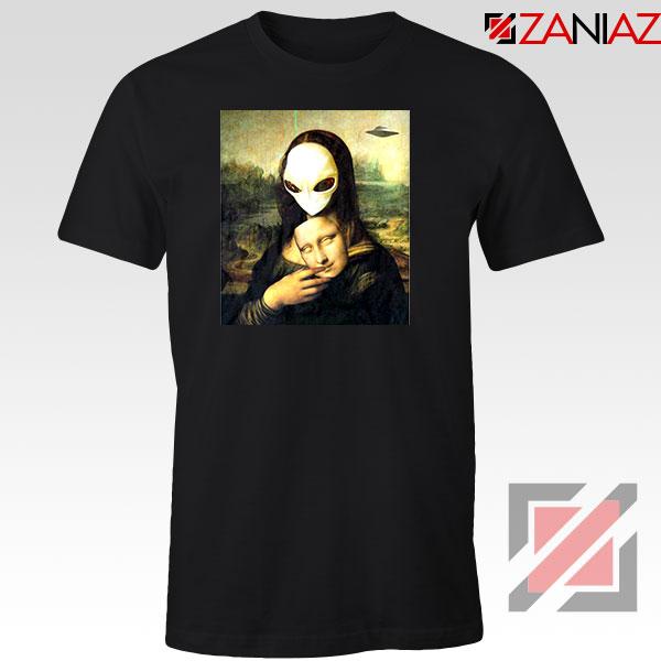 Mona Lisa Alien Tshirt
