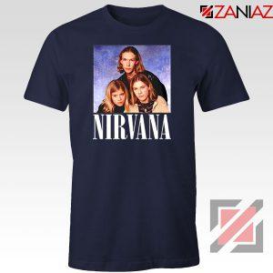 Nirvana Hanson Navy Blue Tshirt