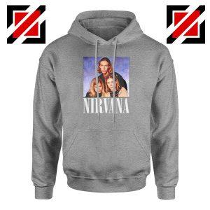 Nirvana Hanson Sport Grey Hoodie