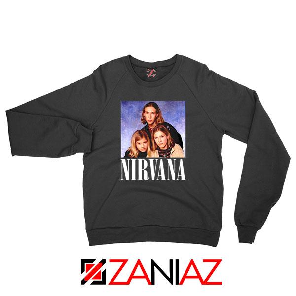 Nirvana Hanson Sweatshirt