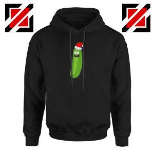 Pickle Rick Christmas Hoodie