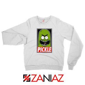 Pickle Rick Morty Sweatshirt