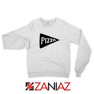 Pizza Graphic Sweatshirt