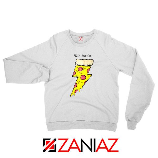 Pizza Power Sweatshirt
