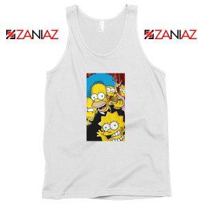 Simpsons Family Tank Top