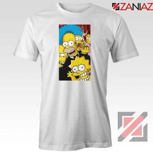Simpsons Family Tshirt