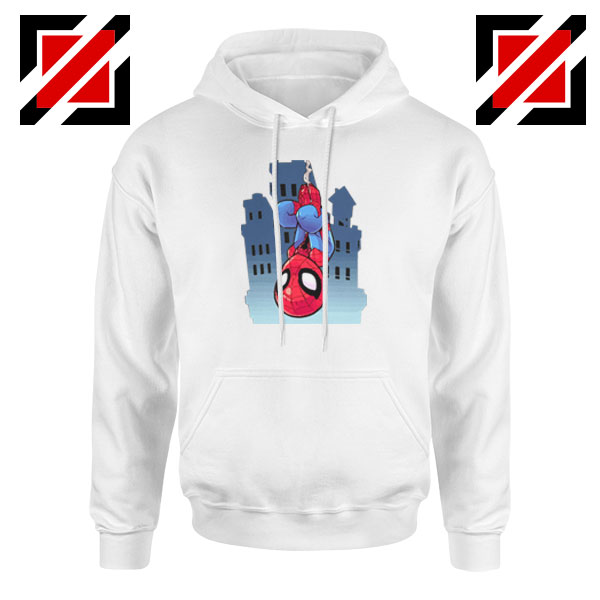 Spiderman Action Hoodie