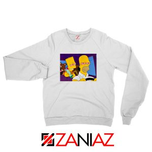 The Simpsons Merch Sweatshirt