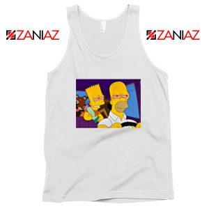 The Simpsons Merch Tank Top