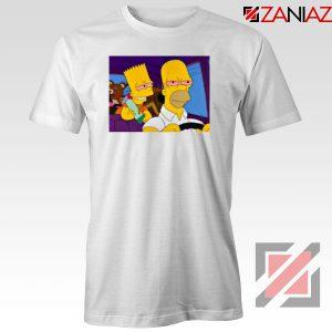 The Simpsons Merch Tshirt