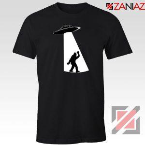 UFO Aliens Bigfoot Tshirt