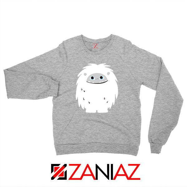 Abominable Smile New Graphic Sport Grey Sweatshirt