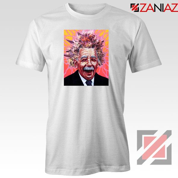 Albert Pinestein Graphic Tshirt