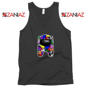 Among Us Online Game Best Tank Top