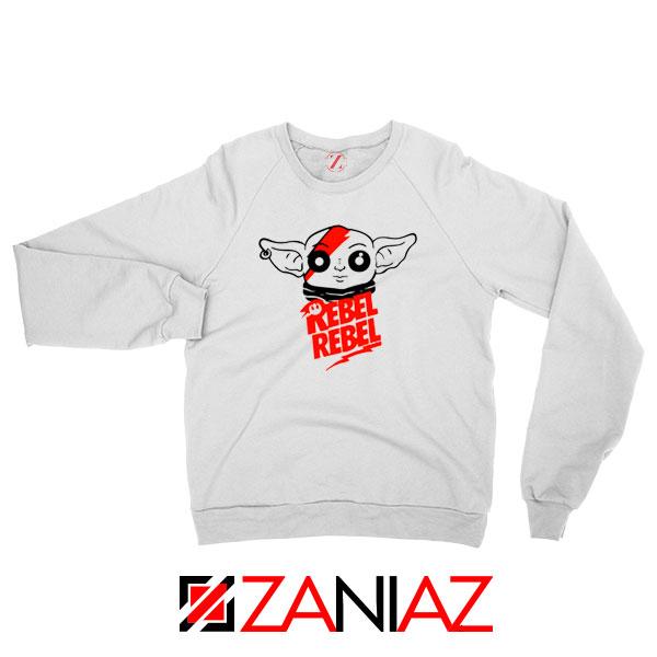 Baby Rebel Yoda Design Best Sweatshirt