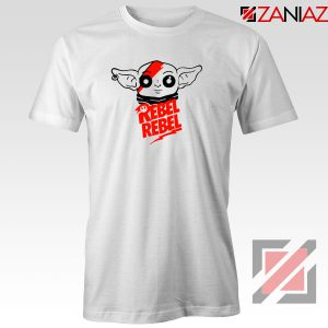 Baby Rebel Yoda Design Tshirt