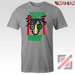 Bahamas Rasta Sport Grey Tshirt