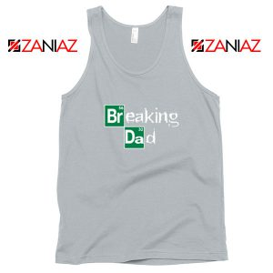 Breaking Dad TV Series Sport Grey Tank Top