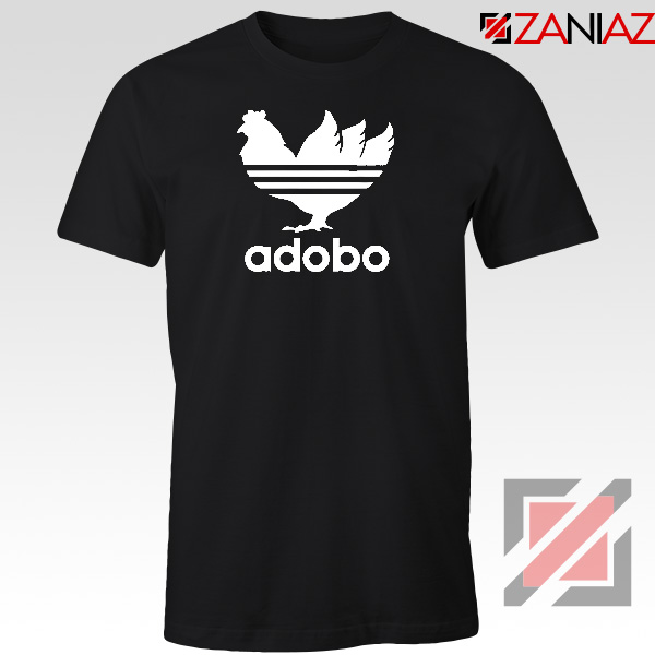 Chicken Adobo Filipino Parody Tshirt