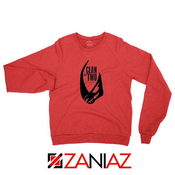 Clan of Two Mudhorn Best Red Sweatshirt